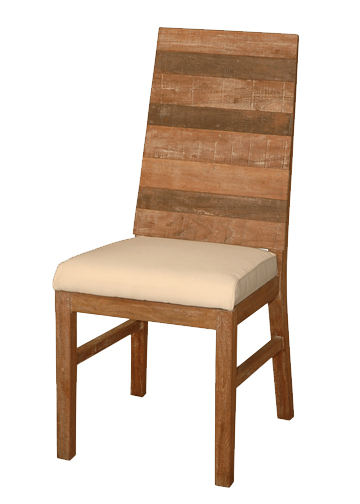 Temple Recycled Dining Chair