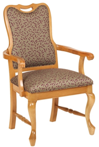 Flagler Restaurant Armchair