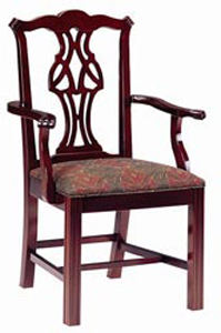 Colonial Dining Armchair