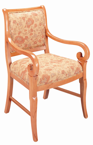 Margaret Blonde Armchair