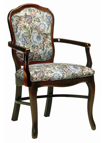 Jaclyn Upholstered Armchair