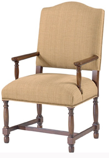 Hollister Traditional Armchair