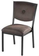 Fallow Metal Chair