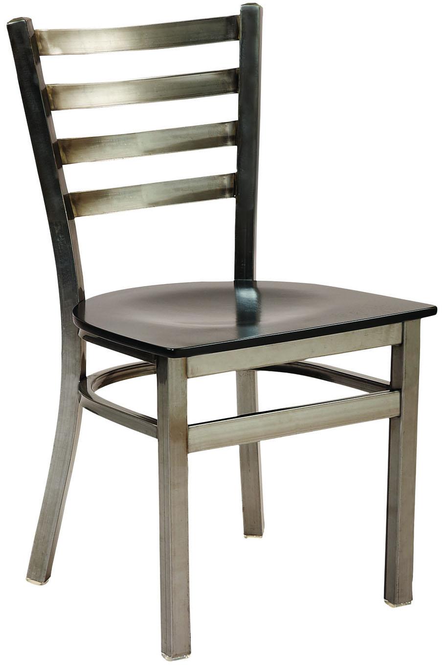 Dante Stackable Metal Chair