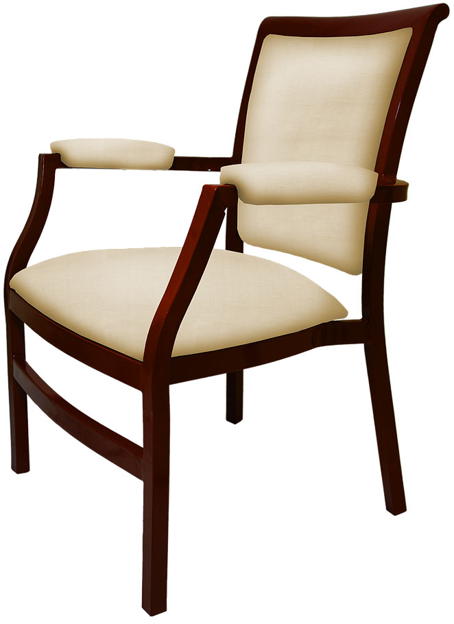 Alfonso Stackable Armchair