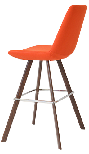 Bay Sword Contemporary Barstool