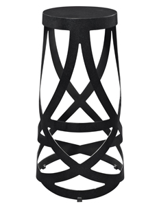 Willow Woven Barstool