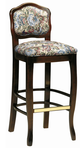 Jaclyn Traditional Barstool