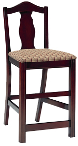 Arctic Traditional Restaurant Barstool