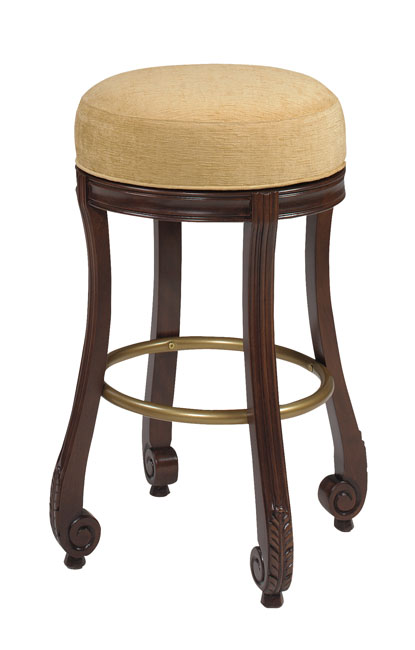 Newbury Traditional Swivel Restaurant Barstool