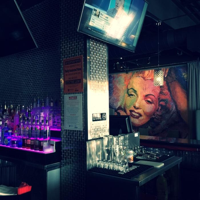 bar interior designs
