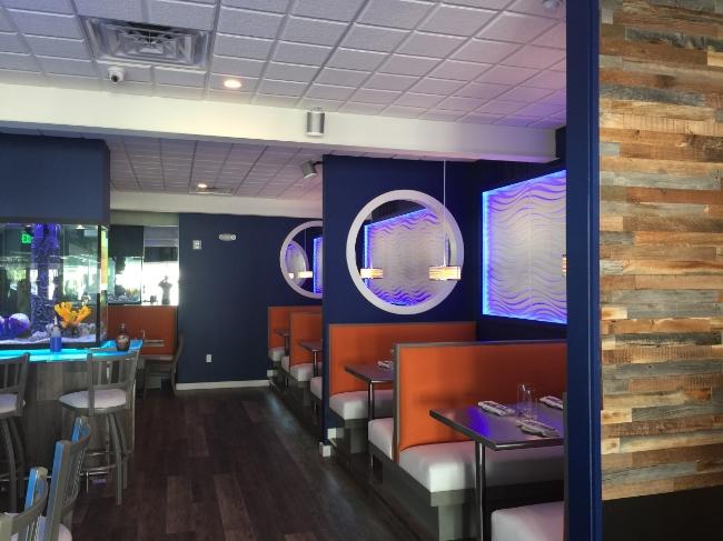 Restaurant Designer Booths