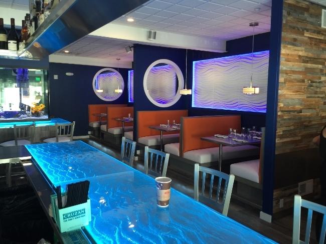 Restaurant Designer Bar Top