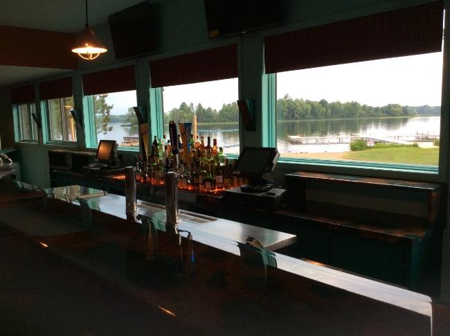 Restaurant Designer Lakefront View