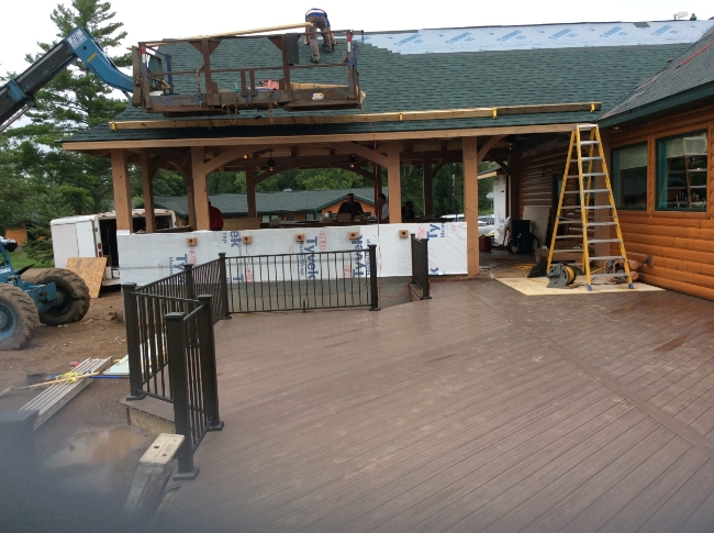 Restaurant Designer New Deck