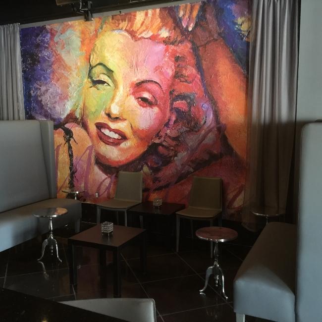 Restaurant Designer Marilyn
