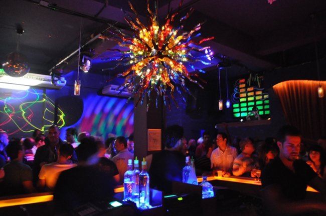 Nightclub Designer Chandelier