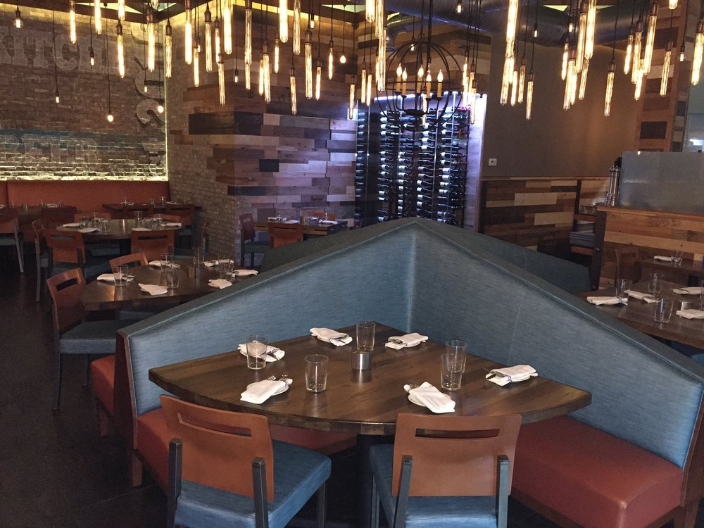 restaurant designer NYC