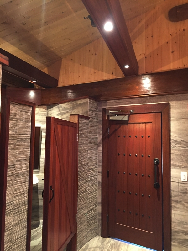 Restaurant Restroom Designs
