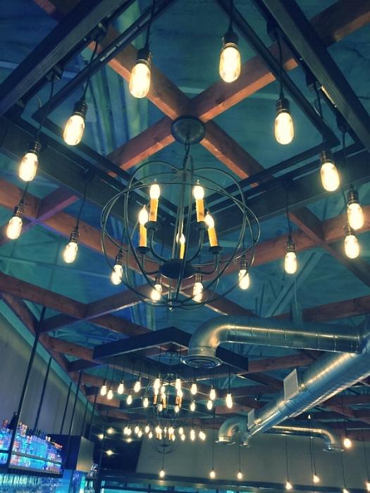 Restaurant Design Lighting
