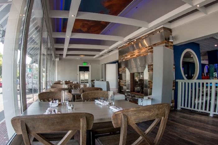 Contemporary Restaurant Design, NY