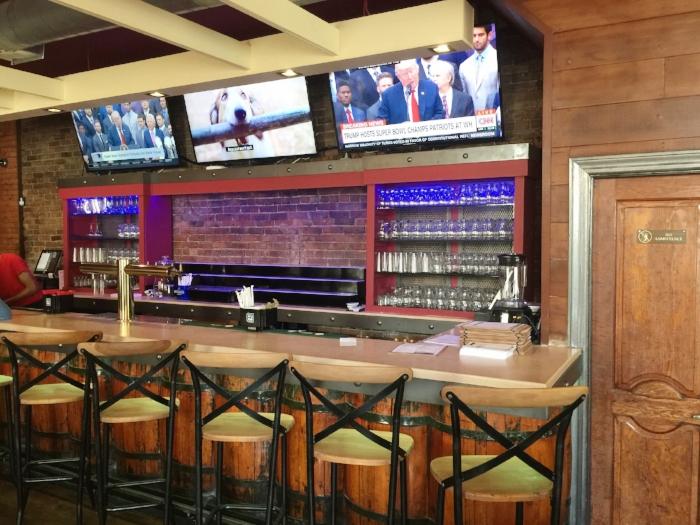 Restored Bar Design