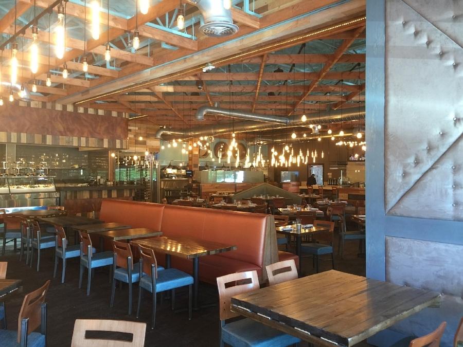 AFTER Restaurant Contractor & Designer Renovations Cuzin's Clam Bar