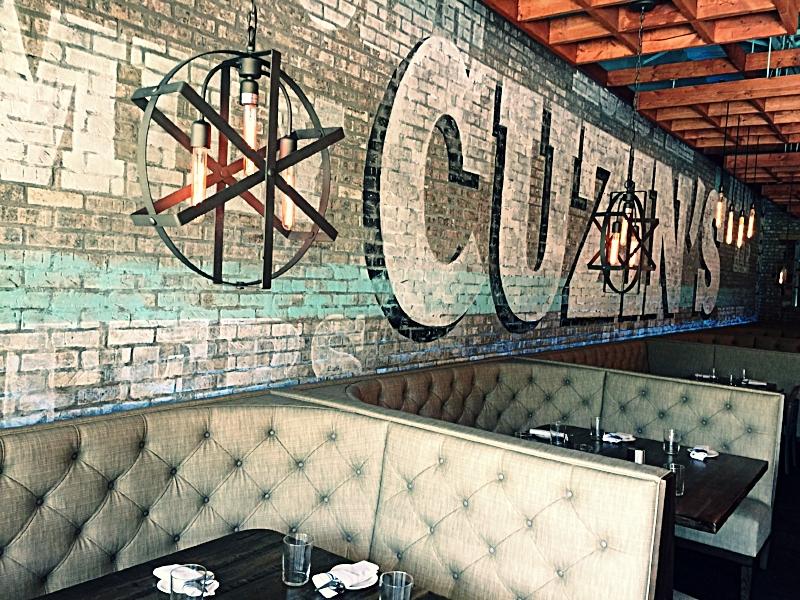 Industrial Design for Restaurants