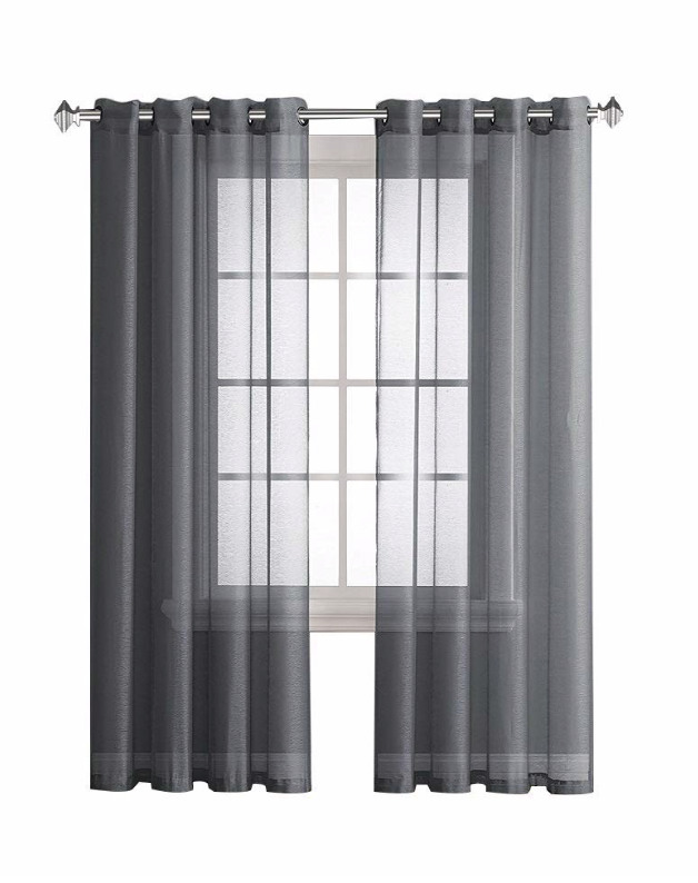 "click on curtains for info, comes in 120"" lengths @ $22.95 a pair (14 PAIRS NEEDED - RODS TBD))"