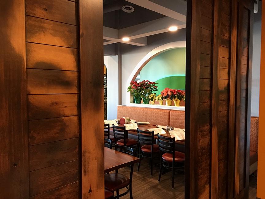 Restaurant Interior Designs