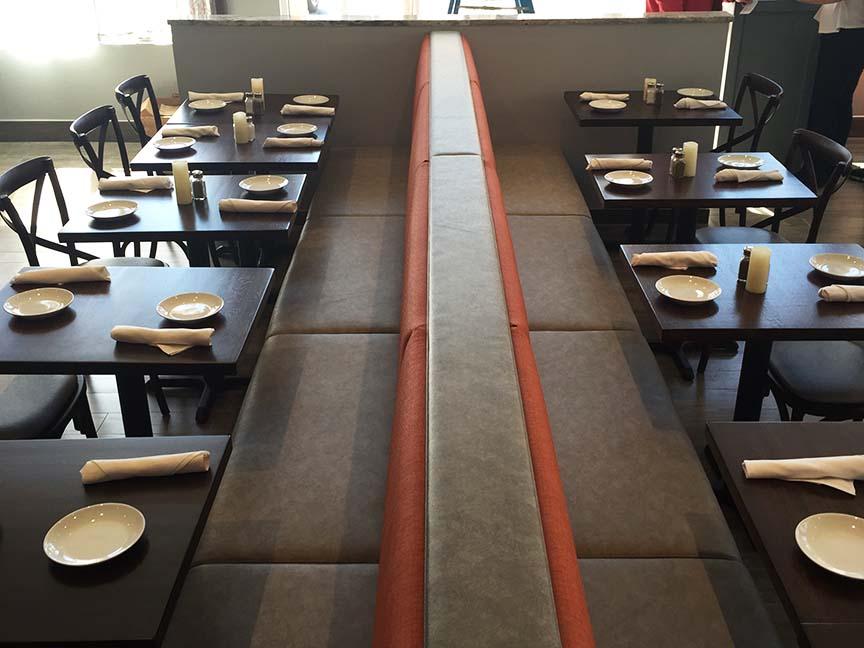 Modern Restaurant Design Raymond Haldeman