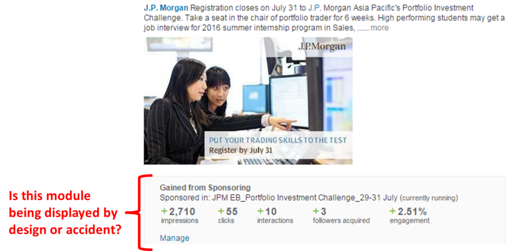 JP Morgan Sponsored Update Image