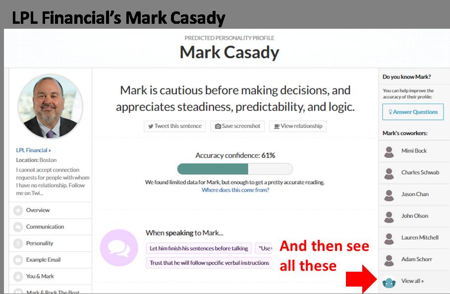 Mark Casady Crystal Image