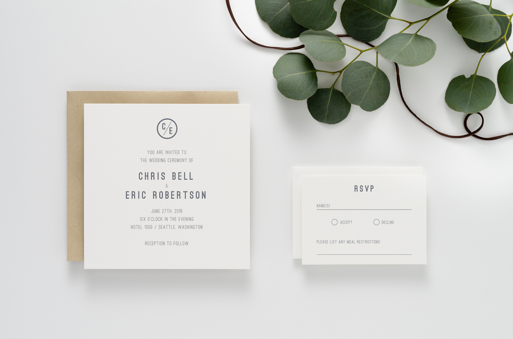 Harrison Invitation Suite