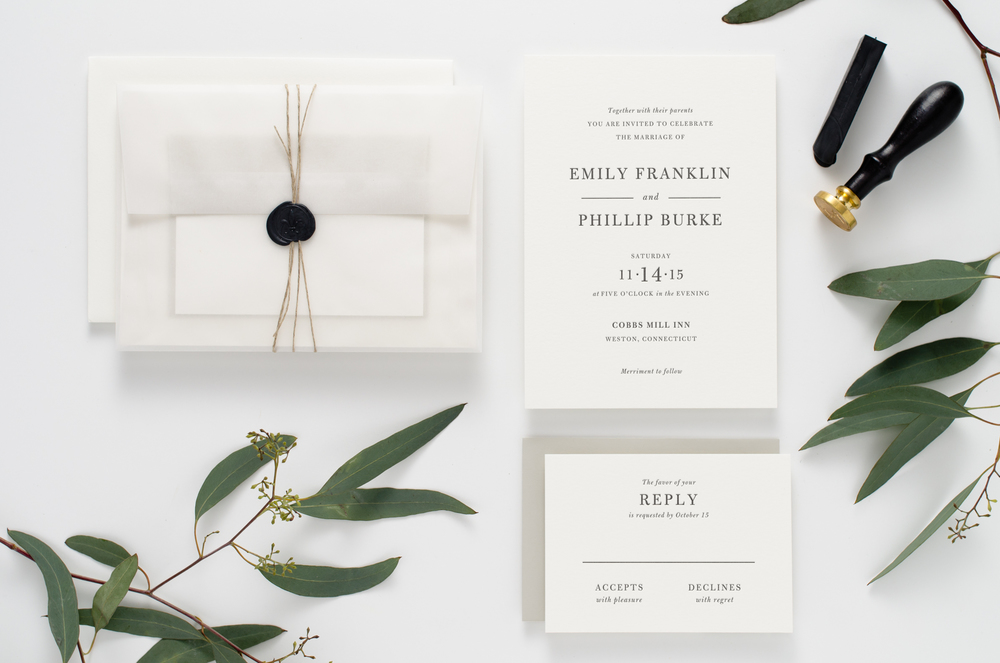 We Specialize In Producing Refined And Bespoke Wedding Invitations Designed  To Stand Out.