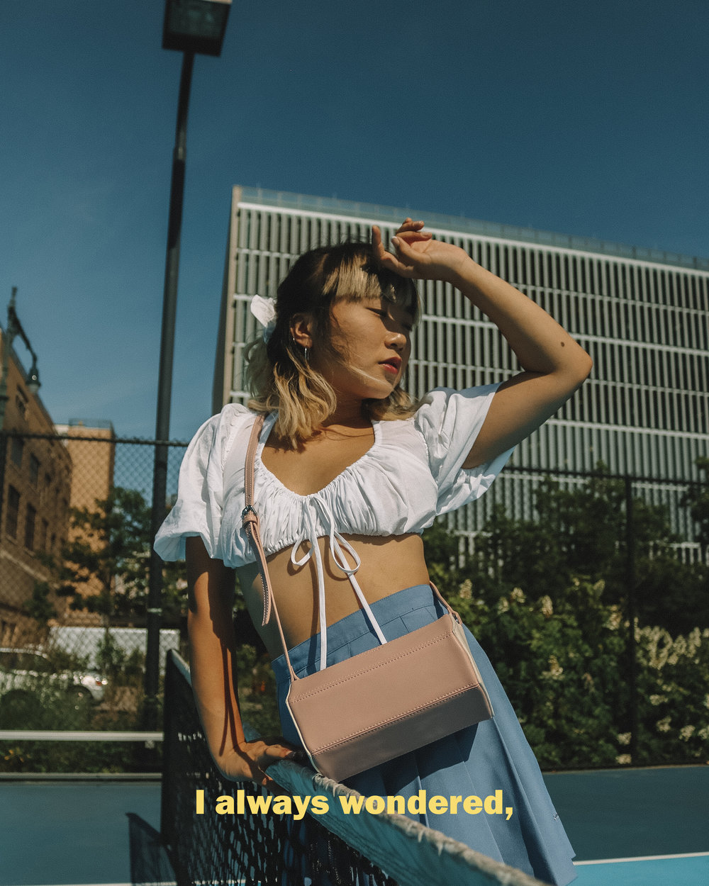 The Hexad  | Prism Crossbody, July 2018