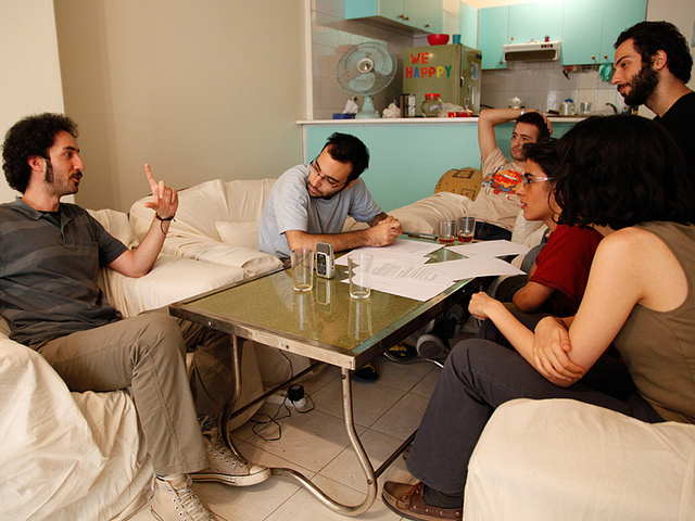 The Think Tank in Iran is an artist collective living in Tehran, Iran.