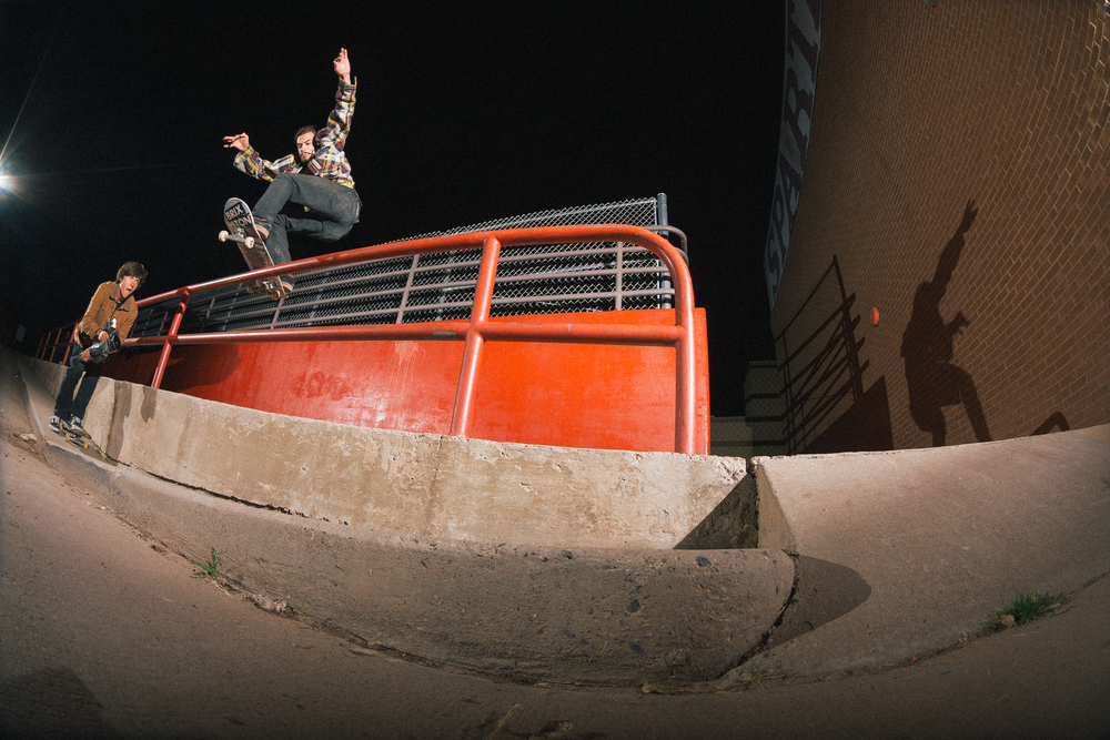 Shea Cooper, Frontboard