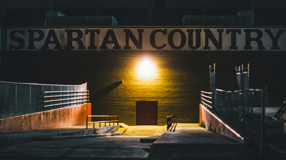 Spartan Country.