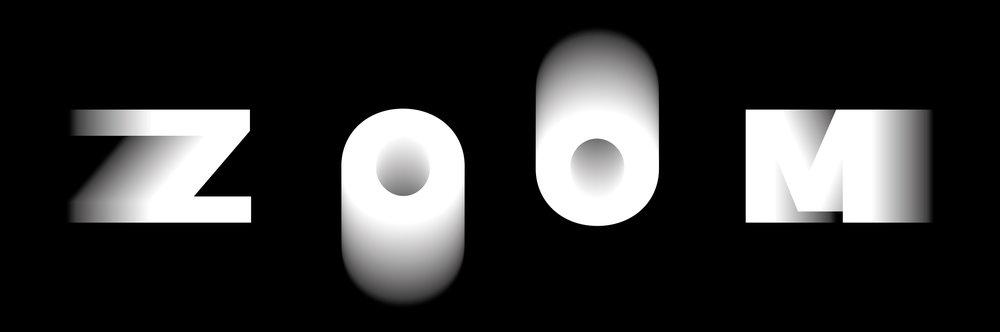 zoom typo logo