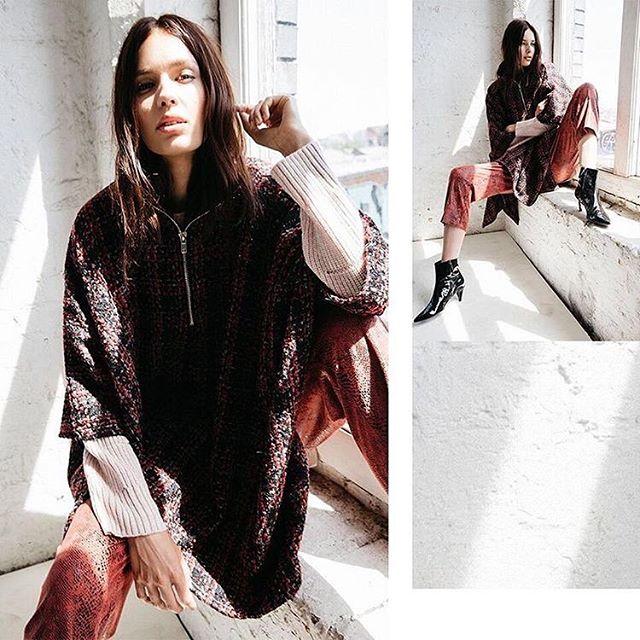Amazing look by @religionclothinguk  #fashion #fallfashion #religionclothing #winterfashion #nyc #soho #blackstalliontrading #AW17