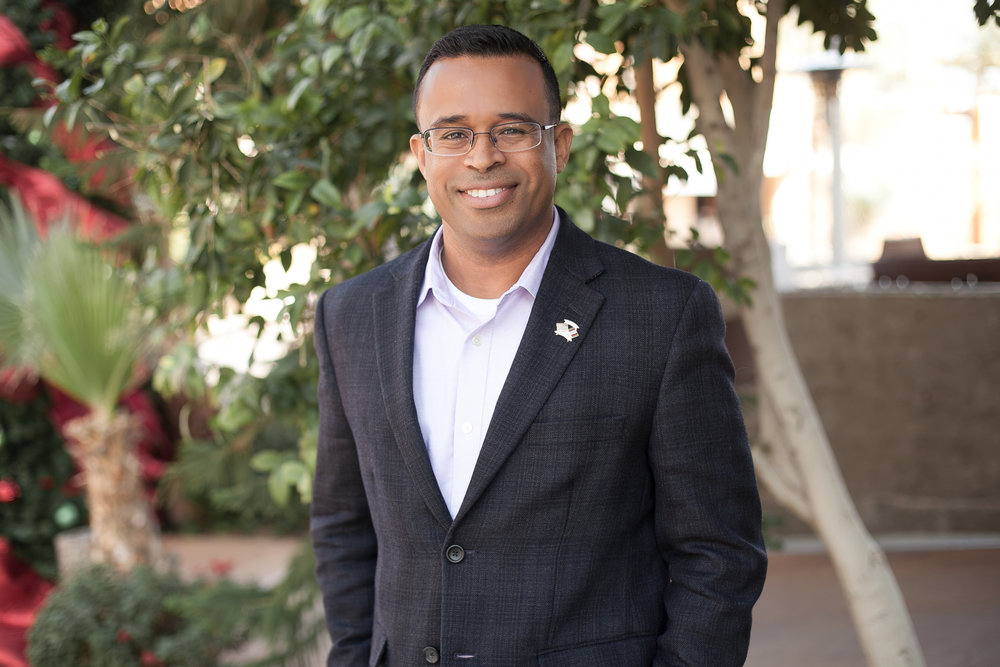 Phoenix Mayor Candidate