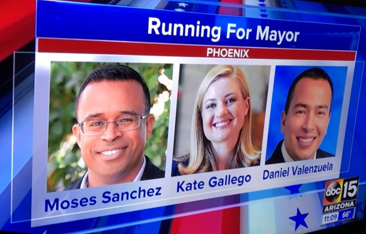 Phoenix Mayor Candidates  - Learn Everything About the Mayor in Phoenix and the Candidates that are Running for the Phoenix Mayor in November to help you make your decision!