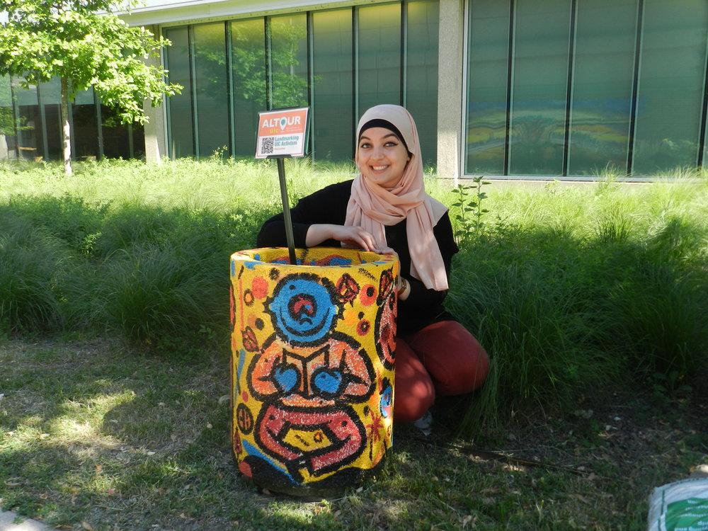 Samar Khrawish, Integrated Health Studies