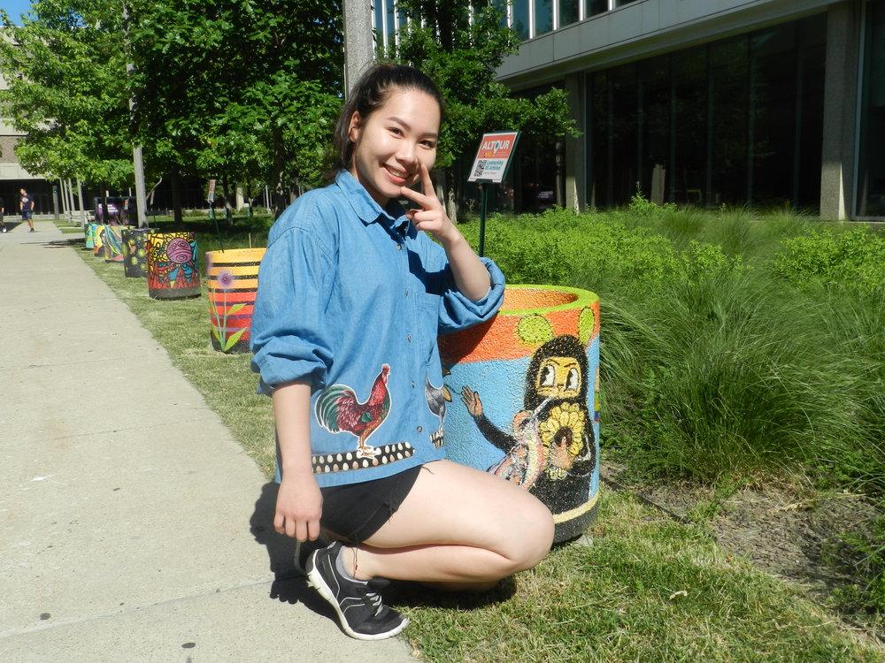 Tran Huynh, Nutrition