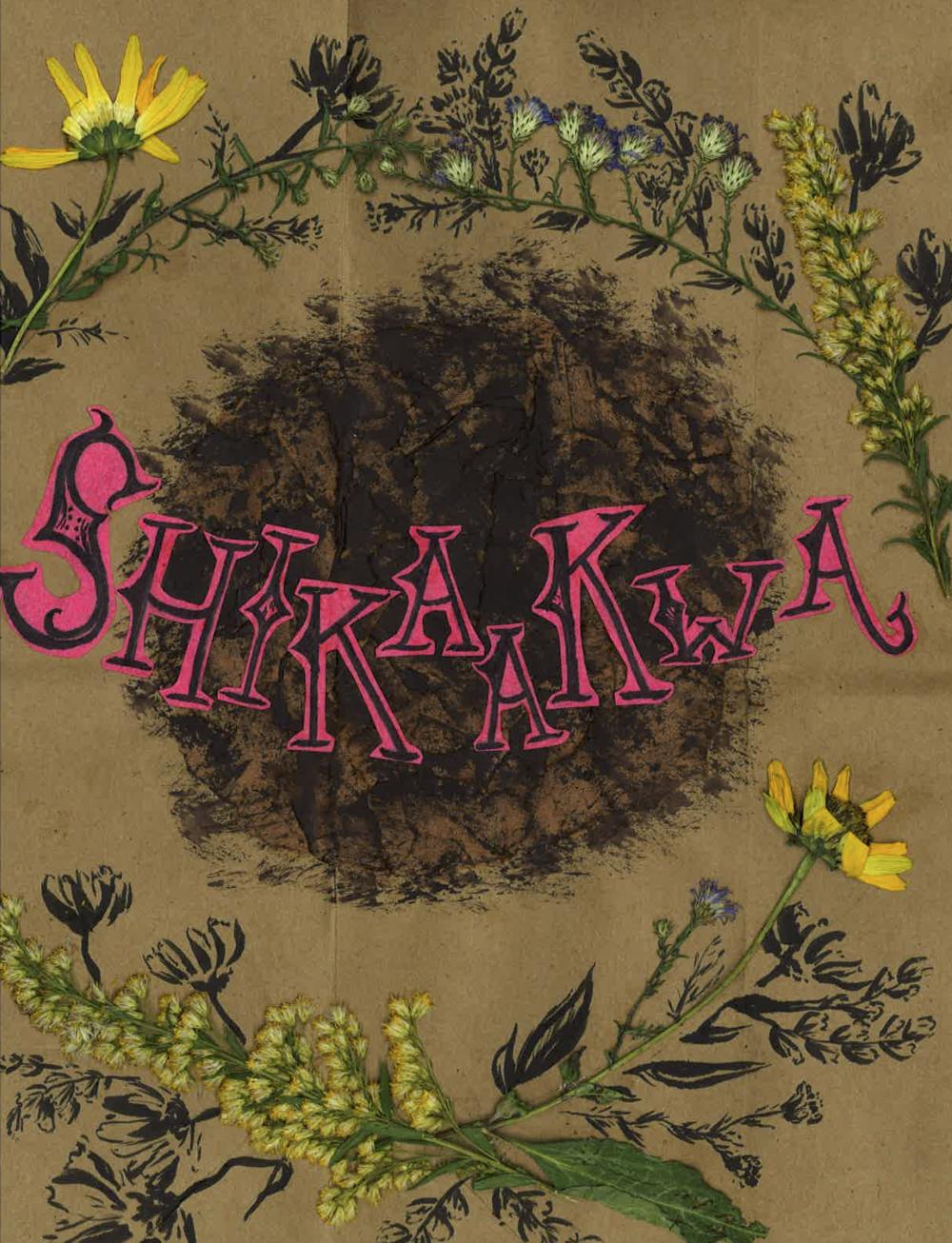 Shikaakwa scrapbook Cover