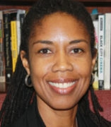 Cynthia Blair, PhD, Interim Director of the African-American Cultural Center. Links to Center's page