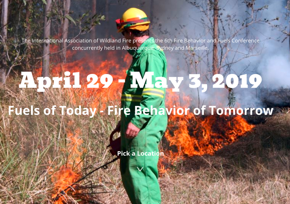 Events & Webinars — Southern Rockies Fire Science Network