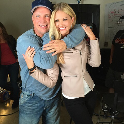 My dear friend @GarthBrooks has a new single out tomorrow called #BabyLetsDance Gonna be gr8!