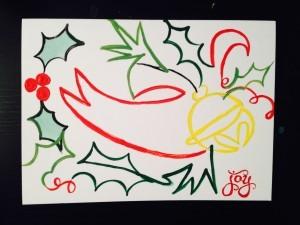 Christmas Card-Day2